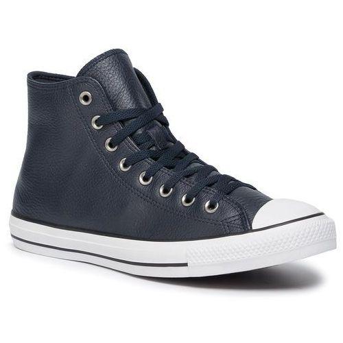 Trampki - ctas hi 165189c dark obsidian/white/black, Converse, 36-40