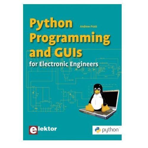 Python Programming & GUI's (9780905705873)