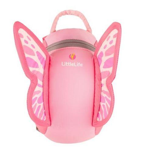 Plecaczek plecak dla dziewczynki animal pack motylek marki Littlelife