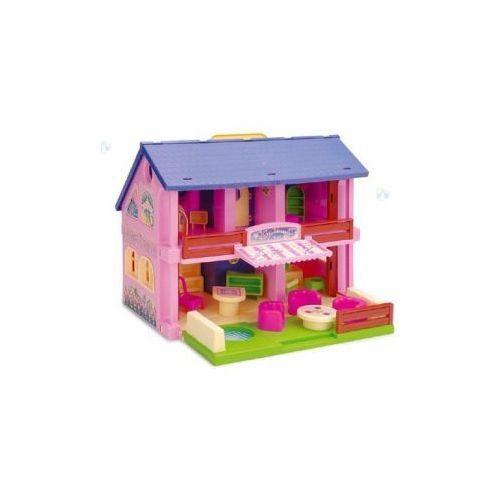 Play House Domek dla Lalek - WADER 25400 - #A1 - produkt dostępny w Babycool