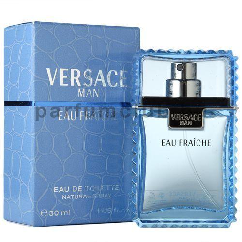 Versace - man eau fraiche after shave aft 100 ml dla panów