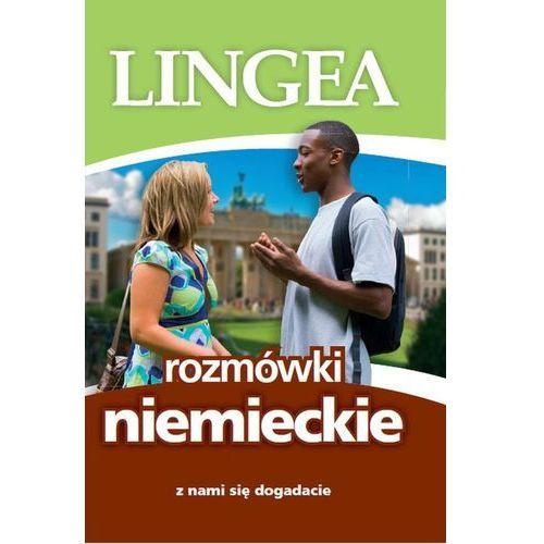 Rozmówki niemieckie, Z nami się dogadacie. Wyd. 4 - Opracowanie zbiorowe (192 str.)