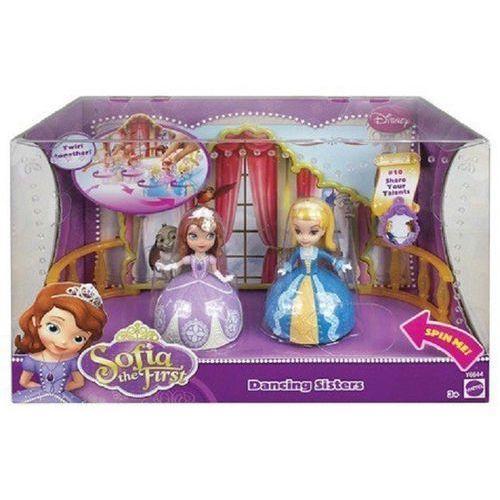 Zabawka MATTEL Jej Wysokość Zosia Tańczące siostrzyczki Y6644 - sprawdź w Media Expert