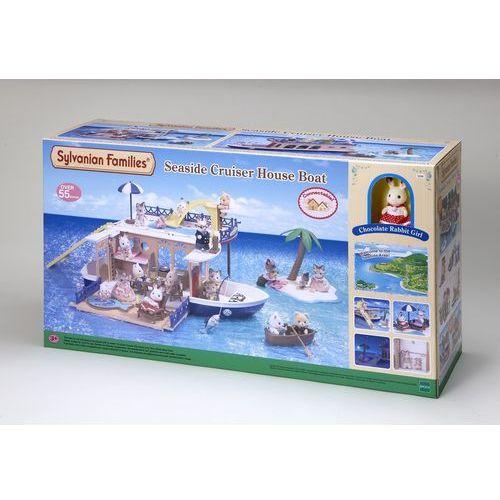 Sylvanian Families, statek wycieczkowy, zestaw z figurką - produkt z kategorii- domki dla lalek