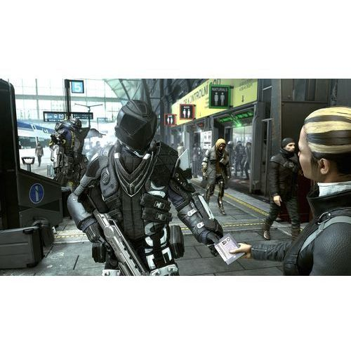 Deus Ex Rozłam Ludzkości (PS4)