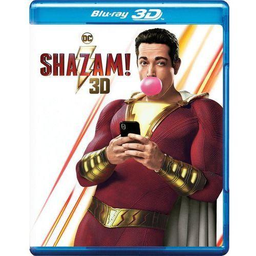SHAZAM! (2BD 3-D) (Płyta BluRay)