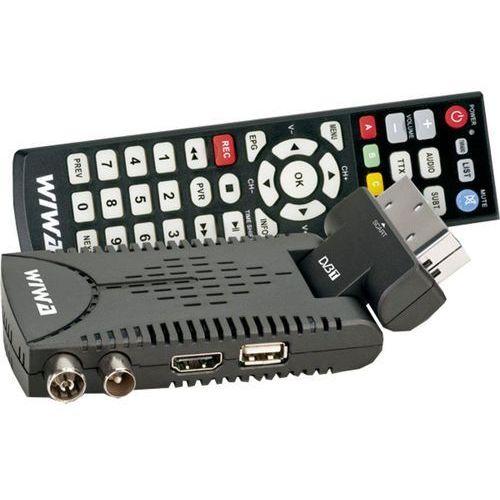 HD 50 marki Wiwa z kategorii: dekodery telewizji cyfrowej