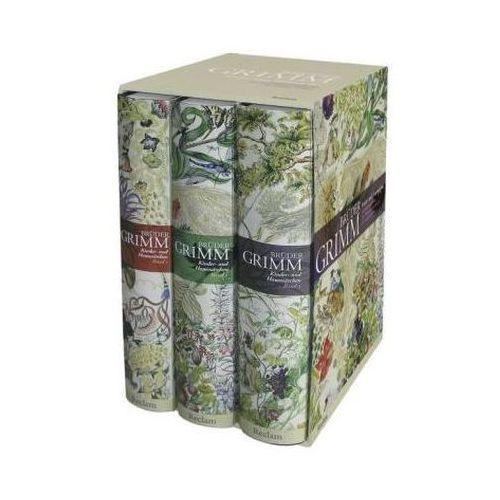 Kinder- und Hausmärchen, 3 Bände, Grimm, Jacob; Grimm, Wilhelm