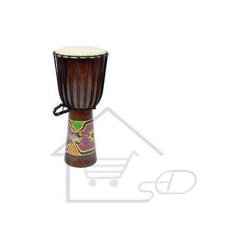 Djembe jamba - bęben drewniany - wys. 70 cm marki 1