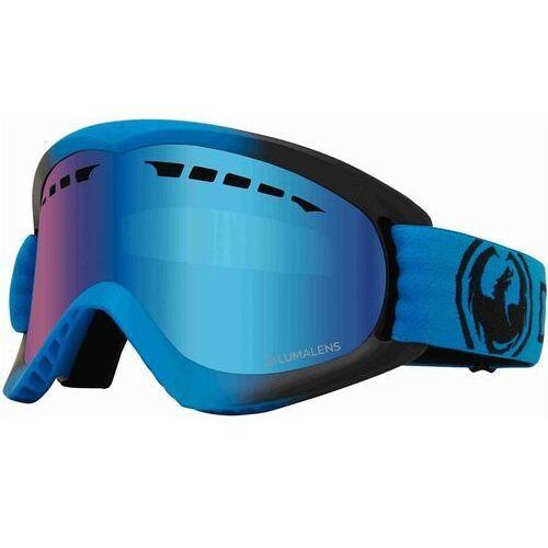 Dragon Gogle snowboardowe - dr dx base ion blueberry llblueion (420) rozmiar: os