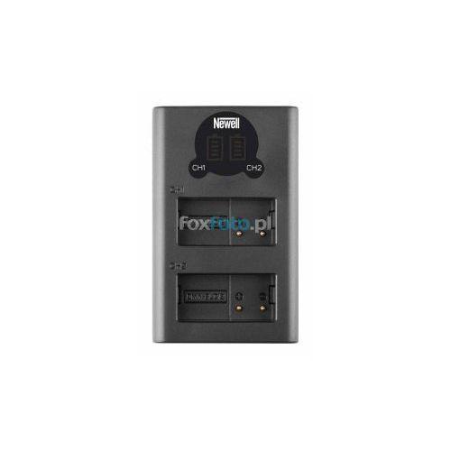 Ładowarka dwukanałowa dl-usb-c do akumulatorów dmw-blc12 marki Newell
