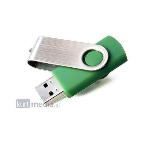 PENDRIVE GOODRAM 16GB TWISTER GREEN, kup u jednego z partnerów