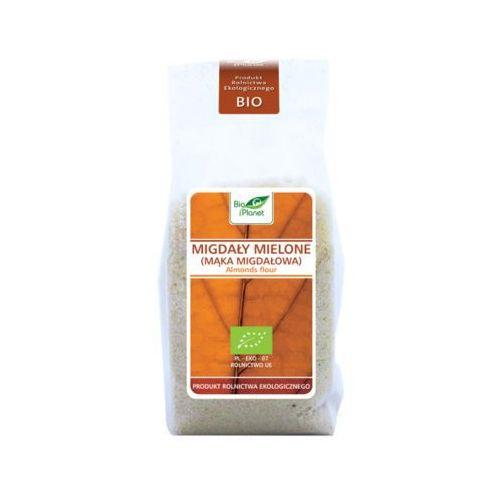100g migdały mielone (mąka migdałowa) bio marki Bio planet