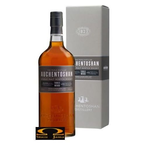 Morrison bowmore distillery ltd Whisky auchentoshan three wood 0,7l