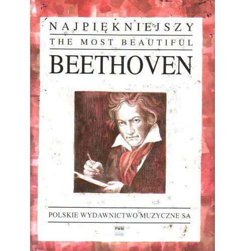 Pwm beethoven ludwig van - najpiękniejszy beethoven na fortepian