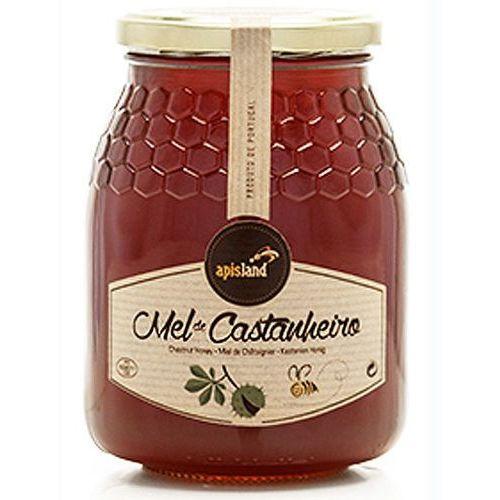 Apisland Portugalski miód kasztanowy 1 kg