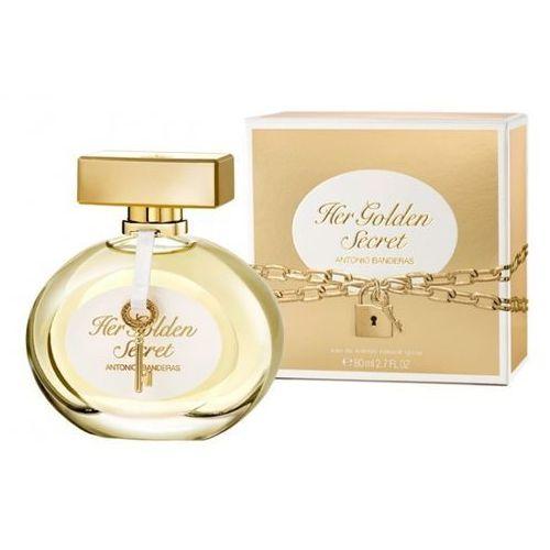 Antonio Banderas Her Golden Secret Woman 50ml EdT