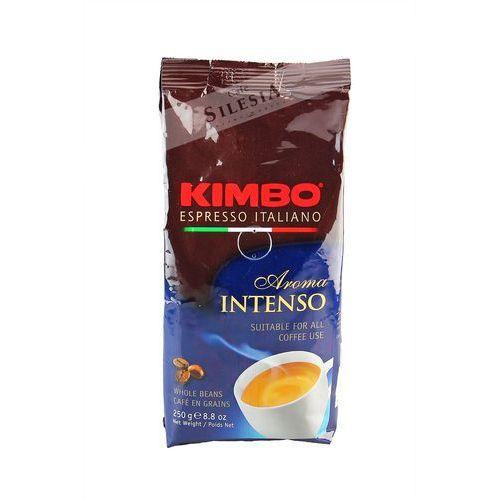 Kawa aroma intenso 250g ziarnista marki Kimbo