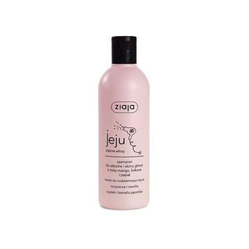 Ziaja jeju różowe szampon do włosów i skóry głowy 300ml