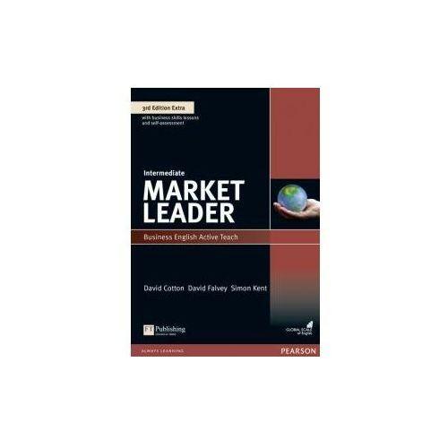 Market Leader 3Ed Extra Intermediate . Oprogramowanie Tablicy Interaktywnej (2016)