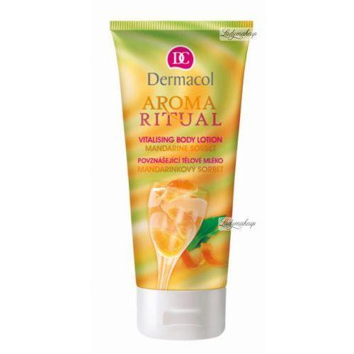 Dermacol Aroma Ritual Mandarin Sorbet mleczko do ciała 200 ml dla kobiet
