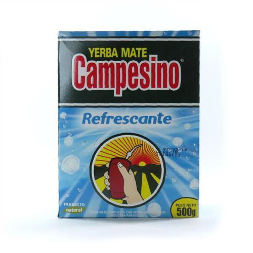 Campesino Refrescante Yerba mate z miętą 0,5kg