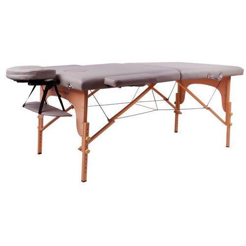 Insportline Stół do masażu taisage wzmacniany model 2018, kremowo-żółty