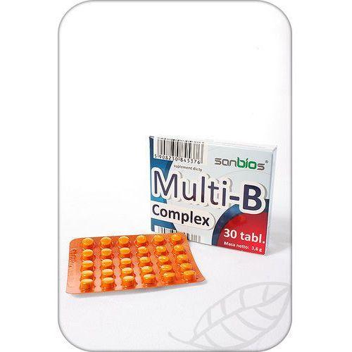 Multi-B-Complex 30 tabl. (5908230845376)
