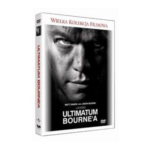 Tim film studio Ultimatum bournea - wielka kolekcja filmowa