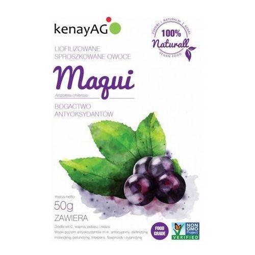 Maqui - sproszkowany owoc 50g (5900672151466)