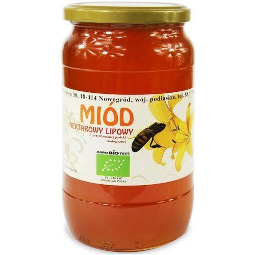 Miody sznurowski (miody) Miód lipowy bio 1100 g - sznurowski (5907814668226)