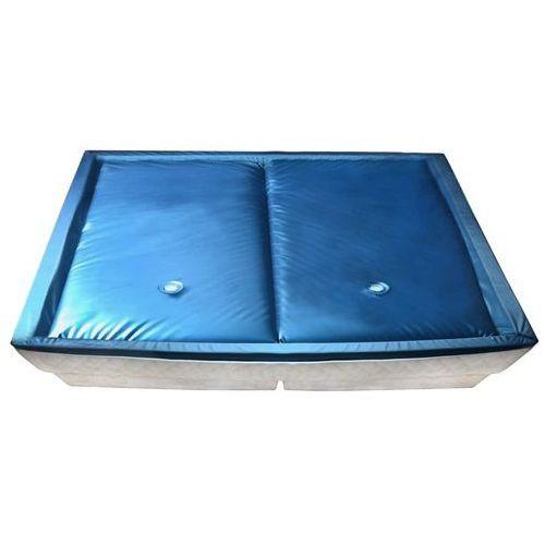 vidaXL Materac do łóżka wodnego z wkładką i separatorem 200x220 cm F5 (8718475586012)
