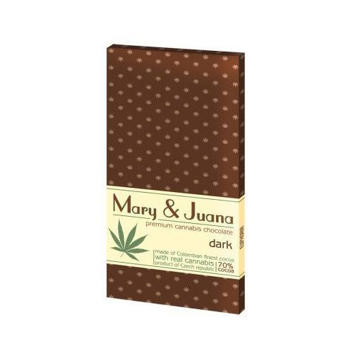 Czekolada gorzka Mary & Juana