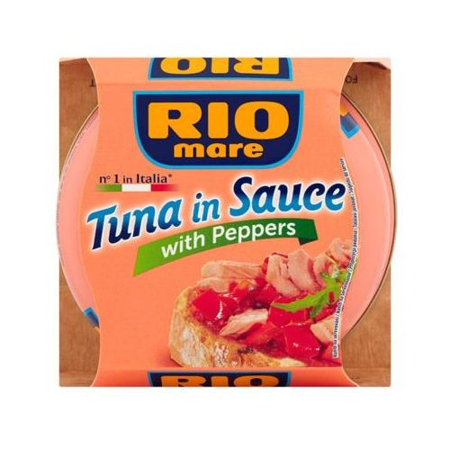Rio mare 160g tuńczyk w sosie z papryką