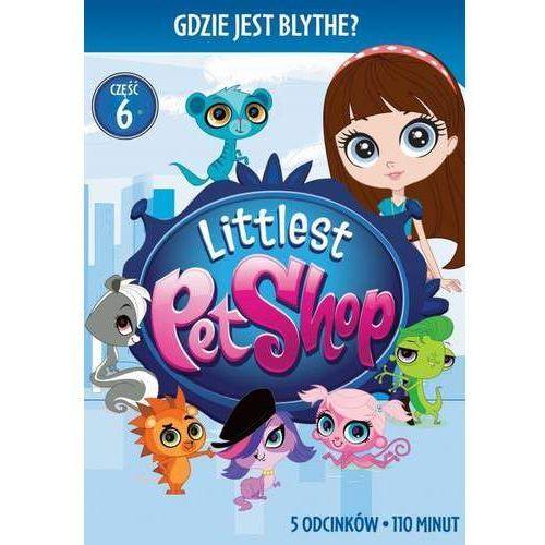 LITTLEST PET SHOP, CZĘŚĆ 6 (Płyta DVD) (7321997610533)