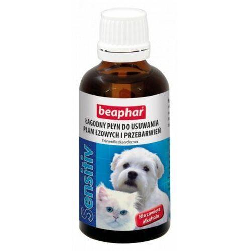 płyn do usuwania plam łzowych i przebarwień 50ml marki Beaphar