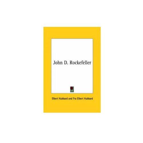 John D. Rockefeller (9781425341817)