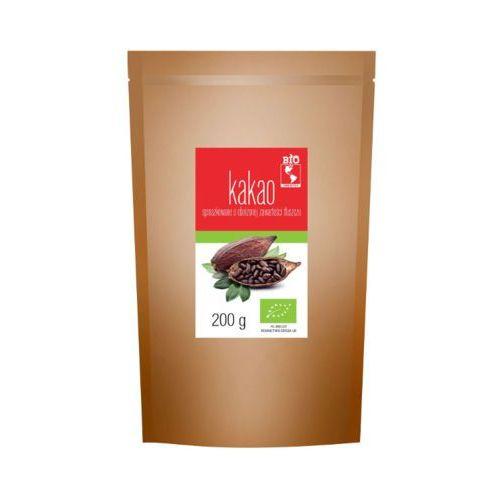 Bio planet Bio ameryka 200g kakao sproszkowane o obniżonej wartości tłuszczu bio