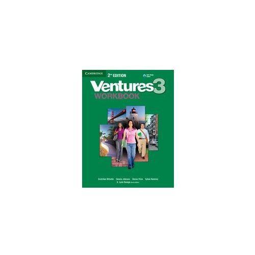 Ventures 3. Ćwiczenia + CD (2013)