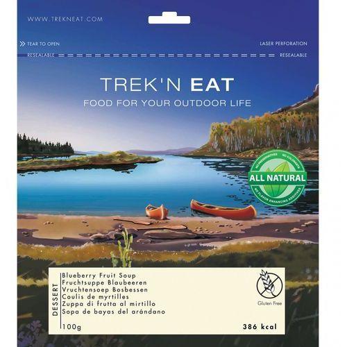 zupa jagodowa żywność kempingowa niebieski marki Trek'n eat