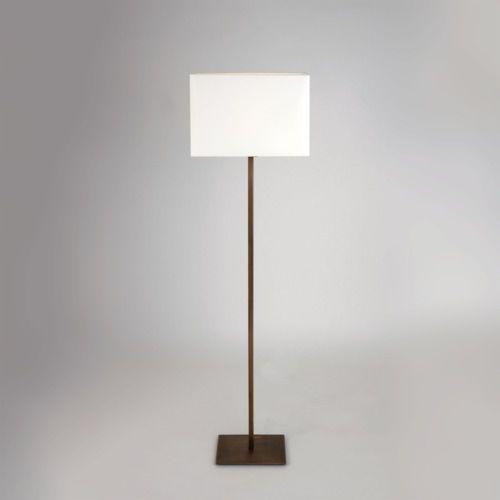 Park lane floor lamp w/o shade bronze finish marki Astro