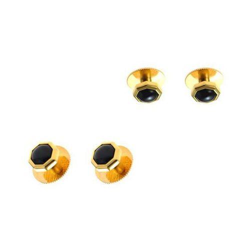 Guziki smokingowe ssd-5105a black onyx marki Galante