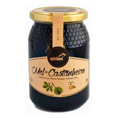 Portugalski miód kasztanowy 500g marki Apisland