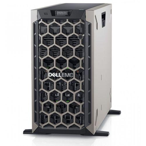 Serwer DELL T440 z Xeon Silver 4110 8(16)-Core / 16GB DDR4 / H730P+ Raid5/6 z 2GB cache NV / dwa zasilacze nadmiarowe 750W / 8x LFF 3,5