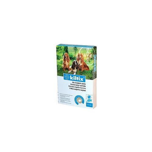 BAYER Kiltix - Obroża dla psów średnich (dł. 53cm) (5909997000787)