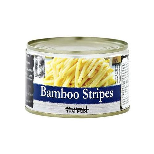 Pędy bambusa paski 227 g Thai Pride (8853662008790)