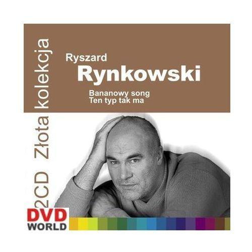 Ryszard rynkowski - złota kolekcja vol. 1 & vol. 2 - album 2 płytowy (cd) marki Emi music poland