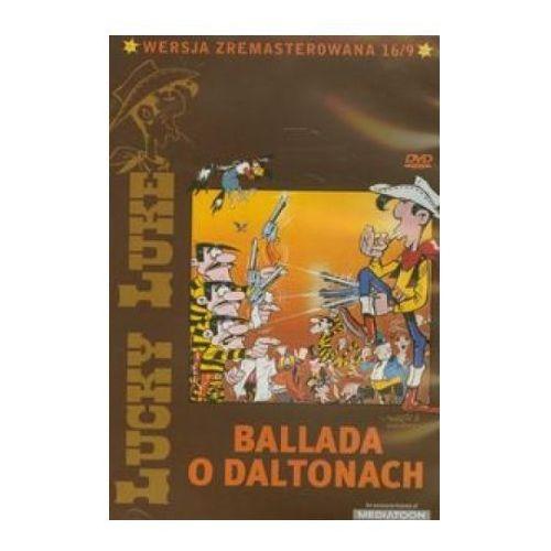 Film CASS FILM Lucky Luke - Ballada o Daltonach La ballade des Dalton, 70011403317DV (2063101)