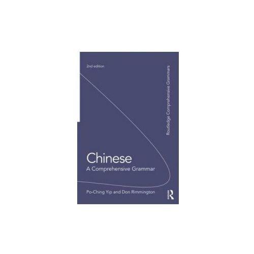 Chinese: A Comprehensive Grammar (9781138840164)