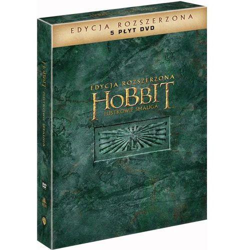 Peter jackson Hobbit. pustkowie smauga [5dvd]. wydanie rozszerzone